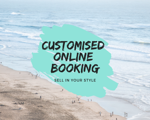 Customised Online Booking