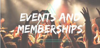 Events and Membership