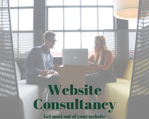 Web site consultancy